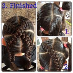 Marvelous Fishtail Braid Kids Hairstyle Black Hair Information Community Short Hairstyles For Black Women Fulllsitofus