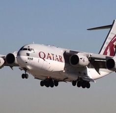 Qatar Emiri Air Force Boeing C-17A Globemaster III