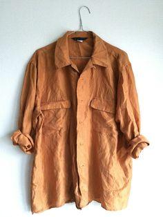 Vintage bluse/ skjorte
