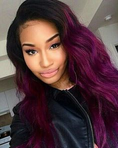 Burgundy Purple