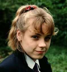 Justine Dean #Lovethe80s #GrangeHill