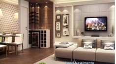 (7) Home da Gafisa Espaço Cerâmica 2 e 2 Dormitórios | Lançamentos com 2…