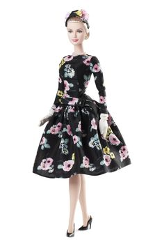 barbie style floral doll - Buscar con Google