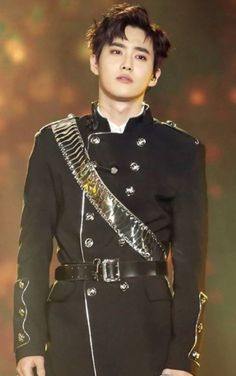 Suho // did someone say A PERFECT PRINCE