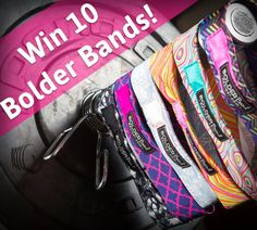 Win 10 Bolder Band Headbands!