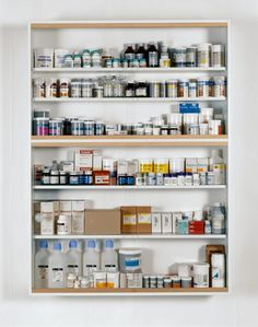 D. Hirst. Love his Pharmacy stuff