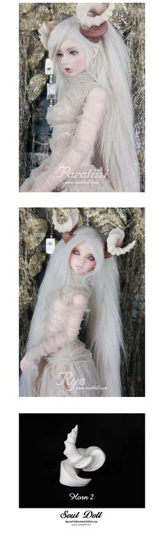 *Special ball jointed doll for you, SOULDOLL*