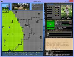 UnReal World v. 3.20 screenshot