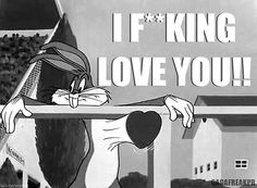 Image from http://images5.fanpop.com/image/photos/31400000/Love-you-bugs-bunny-31490519-500-367.jpg.