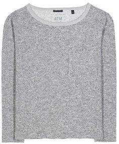 ATM Anthony Thomas Melillo Jersey Sweater