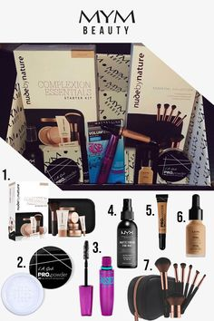 Why use MYM Pay? You can shop and receive your purchase right now and pay for it later in 10 equal instalments. You don't pay any interest. There is no minimum spend. It's easy to use – just choose MYM Pay in checkout! Buy Makeup Online, Makeup To Buy, Starter Kit, Loreal, Maybelline, Free Gifts, Hair Care, Make Up, Perfume