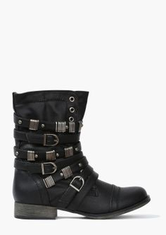 Georgia Strap Boot | Shop for Georgia Strap Boot Online