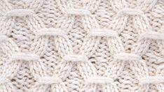 Hääräämö: Ohjevideo: Rypytetty joustinneule eli smokkineule Knit Crochet, Crochet Hats, Merino Wool Blanket, Knitting, Knitting Hats, Tricot, Breien, Ganchillo, Stricken