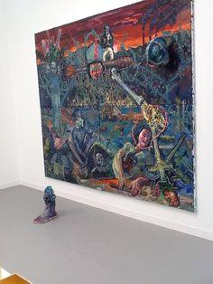 Thiago Martins de Mello Artist Paintings Sculpture Installation Frieze Art Fair London
