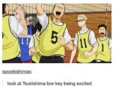 #haikyuu! Funny tsukishima