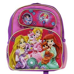 71e6a76eb81 Disney Frozen 11 Mini Toddler Preschool Backpack Elsa Anna Sisters ...