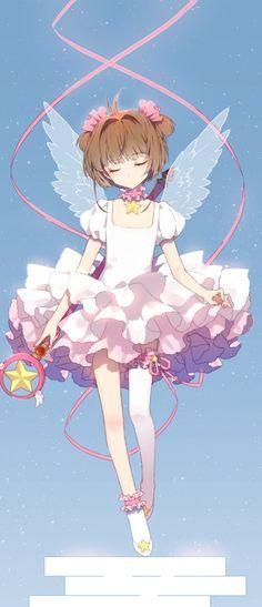 Cardcaptor Sakura #anime