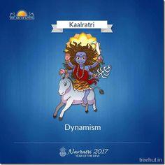Kaalratri, Seventh Form of Nav Durga , Navratri, The Art of Living