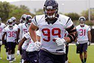 Houston Texans Player J.J Watt Makes Top 100 Players