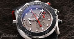 OMEGA Seamaster Pro Divers 300 Co-Axial Chronograph ETNZ / Ref