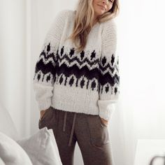 17 SIMPLY SOFT COLLECTION | Camilla Pihl Strikk Camilla, Emerald, Pullover, Knitting, Sweaters, Collection, Design, Diy, House