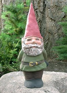Willard+14+Hedgerow+Garden+Gnome+by+fernwoodgnome