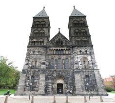Cathedral, Lund, Sweden