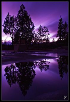 Sand Harbor, Lake Tahoe, Nevada, USA Just beautiful! Purple Love, All Things Purple, Shades Of Purple, Purple Sunset, Purple Stuff, Purple Hues, Deep Purple, Beautiful World, Beautiful Places