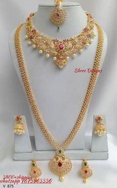 Buy Gold Jewelry Near Me Refferal: 7588309014 Jewelry Design Earrings, Gold Jewellery Design, Gold Jewelry, Silver Jewellery Indian, Indian Wedding Jewelry, Bridal Jewellery, Jewelry Model, Chains, Chokers