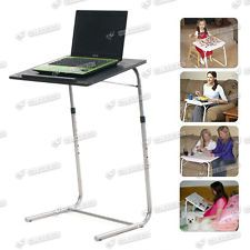 Folding Portable Laptop Desk Table Stand Tray W/USB Cooling Fan Notebook  Desk | Portable Notebook Table | Pinterest | Portable Laptop Desk, Trays  And Desks