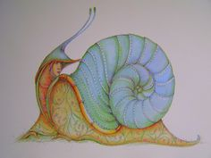 snail - i love this Patience Brewster picture