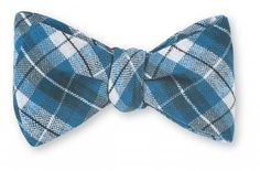 Navy Plaid Anderson from RHanauer