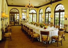 The Brazilian Court features British Colonial elegance, a lush garden pool, on-site French fare, a rejuvenating spa and more in Palm Beach, Florida. Lush Garden, Garden Pool, Palm Beach Restaurants, Palm Beach Florida, Beach Cafe, British Colonial, Corporate Events, Great Places, Table Settings