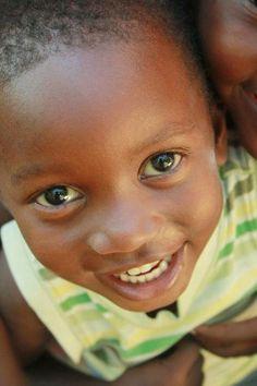 beautiful boy - Haiti