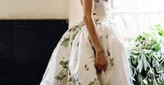 30 Floral Wedding Dresses That Are Incredibly Pretty | Wedding, Great comebacks and Gowns