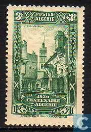 Algeria - Old town 1930