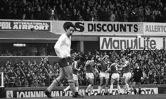 #Everton v Spurs flashback, 1982: Graeme Sharp underlined his volleying prowess with a ferocious forerunner of his famous derby goal two years later. The Scot put the Blues in front with a sensational strike from the edge of the box before Ricky Villa grabbed a point for the visitors - watch Sharpie's thunderbolt here http://www.youtube.com/watch?v=mKJZfH_BX2g & follow today's game from Goodison as it happens in our live match centre > http://www.liverpoolecho.co.uk/everton-fc/match-centre/