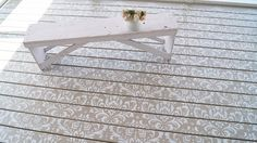 Hometalk   Painting A Deck And Adding A Stencil