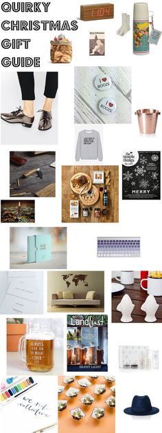 quirky christmas gift guide