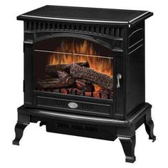 240e61f6e03ee Electric Stove Heaters - Freestanding Stoves - The Home Depot