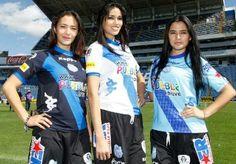 Puebla FC 2014 Kappa Home and Away Jerseys