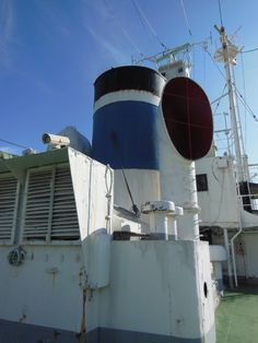"""The Japanese Antarctic Research Ship """"Soya"""""""