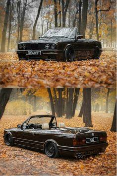 BMW E30 Bmw E30 Cabrio, Bmw E36, Classic Japanese Cars, Bmw Classic Cars, Bmw E30 Convertible, Bmw Car Models, Bmw Wallpapers, Bmw Love, Cabriolet