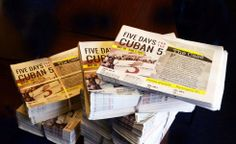 Campaign in solidarity for the Cuban 5, i Washington DC; June 4th to 10th