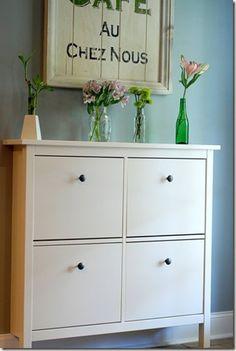 *** Zapatero HEMNES de IKEA *** (pág. 13) | Decorar tu casa es facilisimo.com