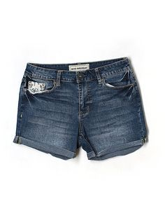 Check it out—Bit & Bridle Denim Shorts for $4.99 at thredUP!