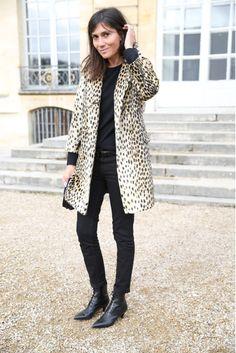 Emmanuelle Alt ... ParisFWeek