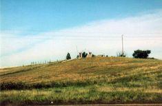 Wounded Knee massacre site photo | Little Bighorn History Alliance ~ www.littlebighorn.info
