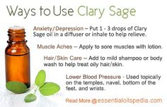 Clary Sage is also wonderful for anything hormonal, for women as well as men.   www.purelivingoils.blogspot.com  Purchase here: https://www.youngliving.com/signup/?sponsorid=1492362&enrollerid=1492362