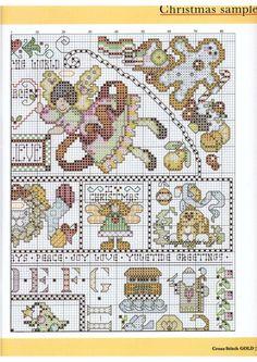Gallery.ru / Фото #5 - Cross Stitch Gold 05 - tymannost